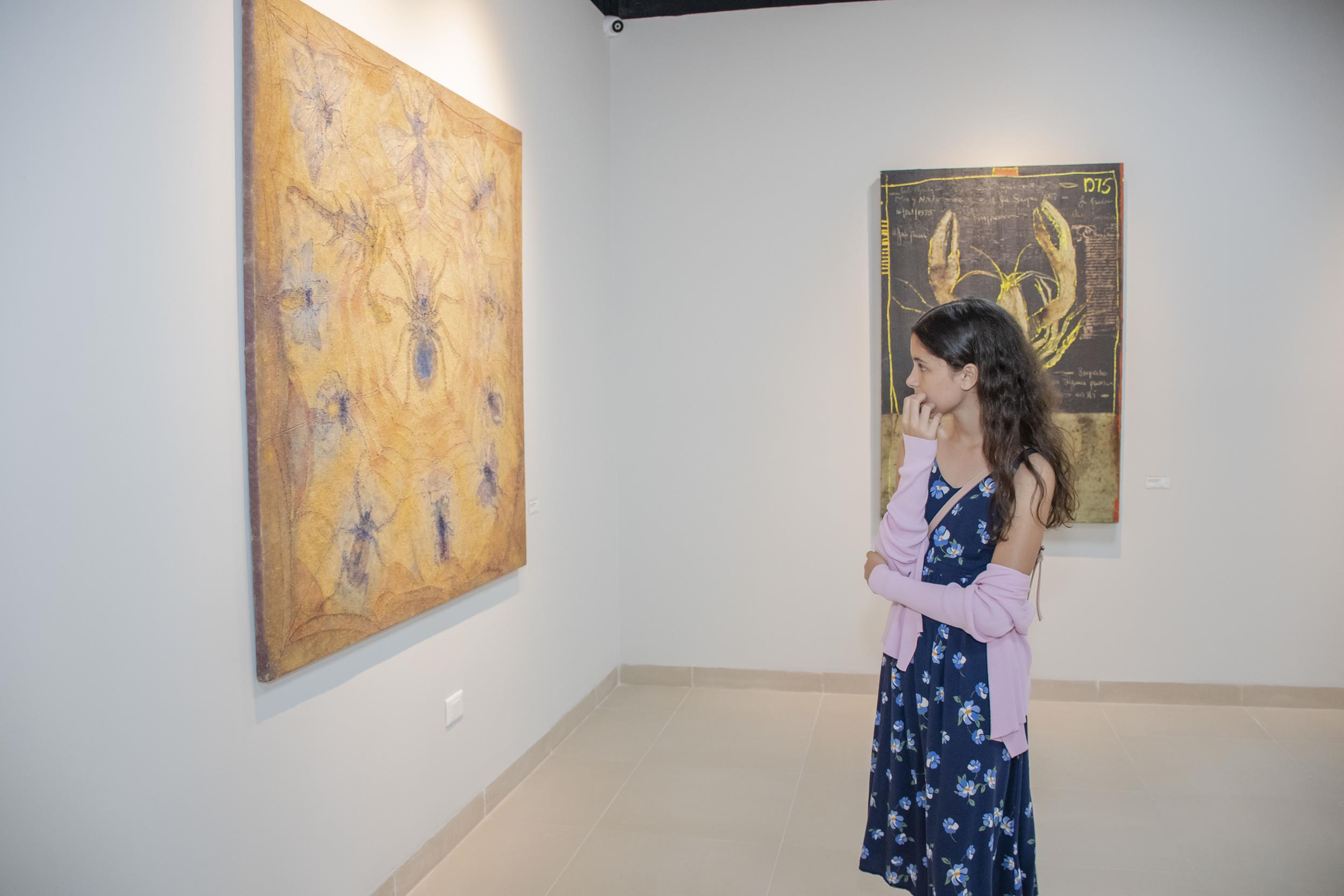 """LA FPMC INAUGURÓ LA EXPOSICIÓN """"NATURALEZA, ARTE Y VIDA""""  DE LA SHCP"""