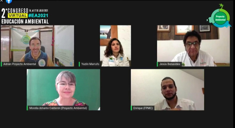 LA FPMC PARTICIPÓ EN EL 2DO. CONGRESO VIRTUAL INTERNACIONAL DE EDUCACIÓN AMBIENTAL