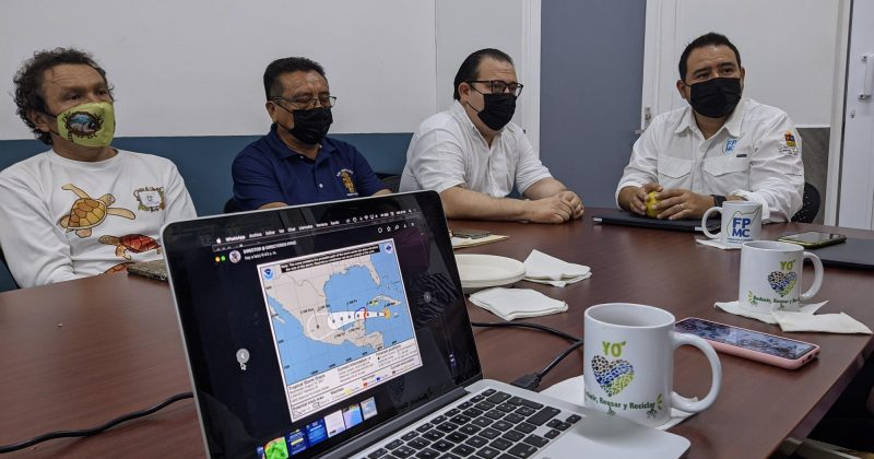 LA FPMC ACTIVA SU COMITÉ DE FENÓMENOS HIDROMETEREOLÓGICOS Y LLEVA A CABO ACCIONES PREVENTIVAS EN SUS INSTALACIONES