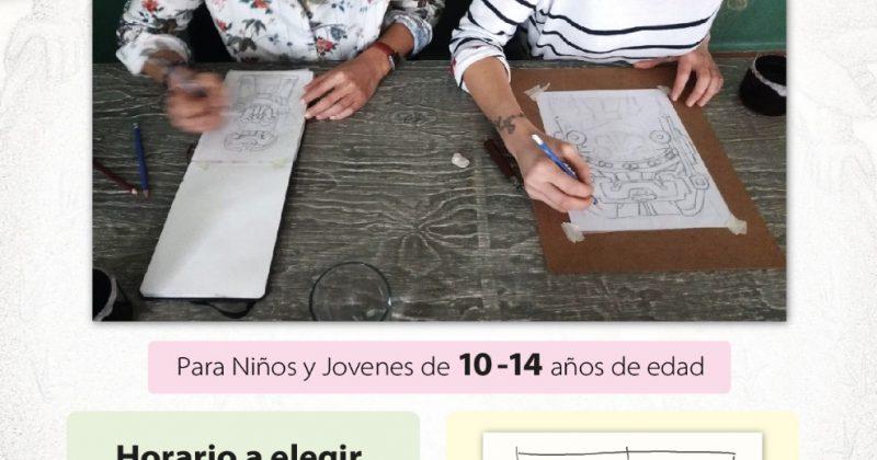 """LA FPMC IMPARTIRÁ EL CURSO DE DIBUJO """"CONVIERTE EN ARTISTA VIAJERO"""""""