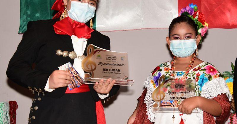 LA FPMC CELEBRÓ EL XVII CONCURSO DE LA CANCIÓN MEXICANA