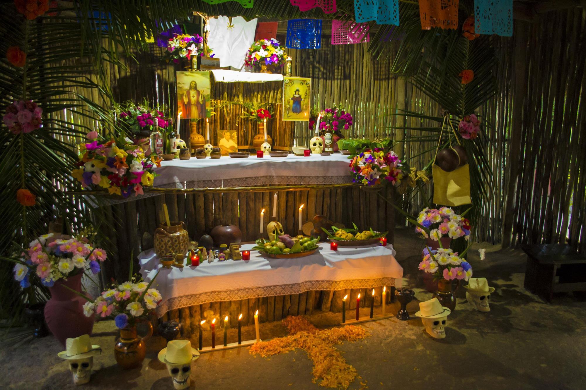 LA FPMC INAUGURARÁ EL ALTAR DE MUERTOS  EN CHANKANAAB